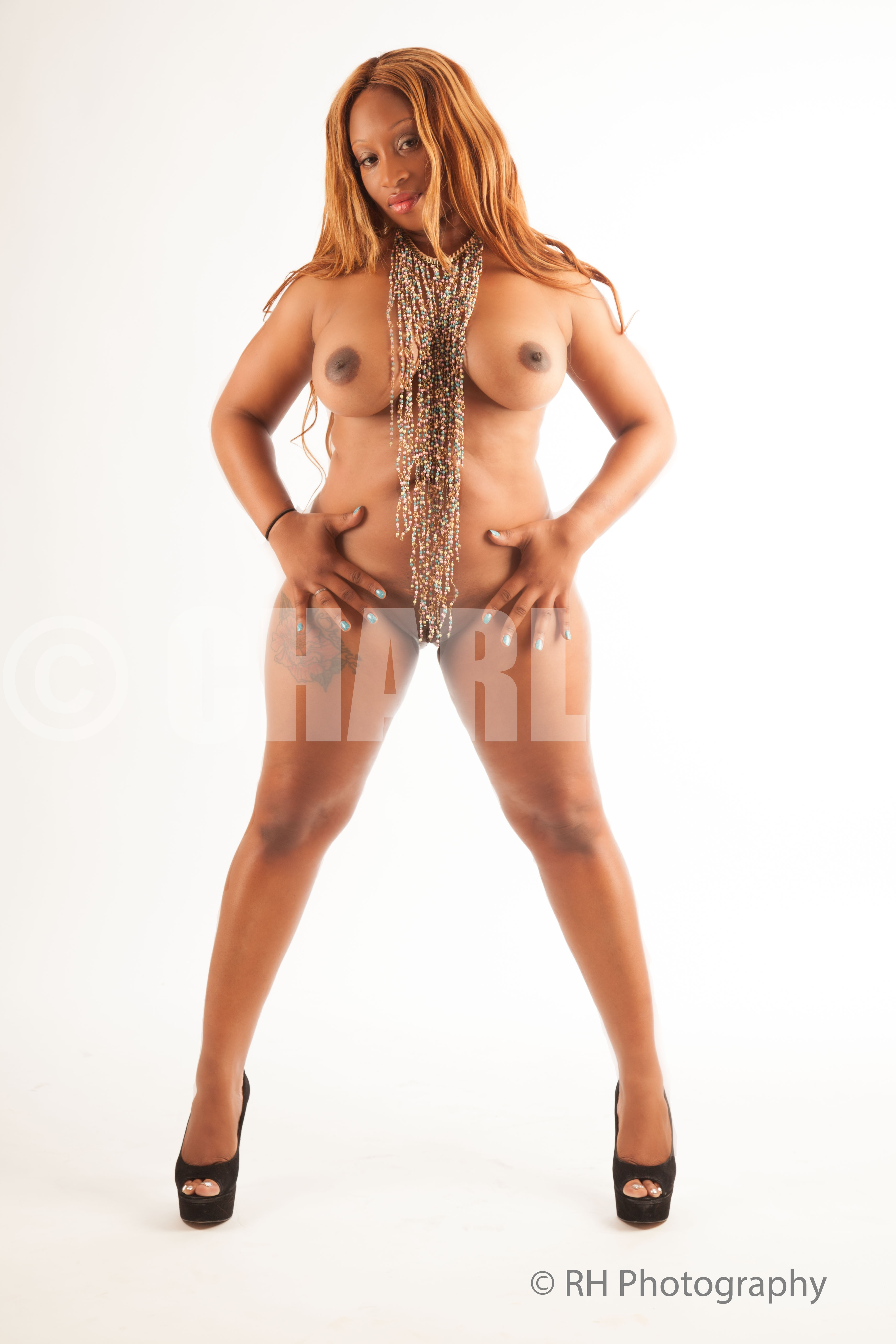 Monique- Black Escort from Charlotte London Escorts